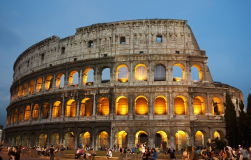 Самолетна екскурзия до Рим - с екскурзовод на български език