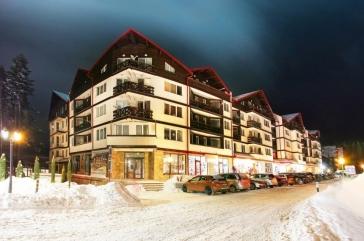 8-ми декември в Боровец хотел Иглика Палас