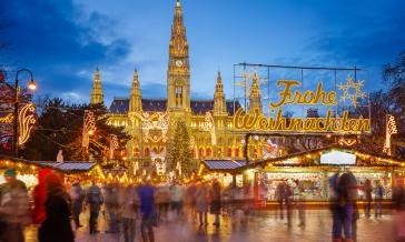 Предколедна екскурзия до Виена и Будапеща